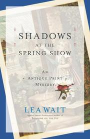 Cover art for SHADOWS AT THE SPRING SHOW