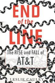 Book Cover for END OF THE LINE