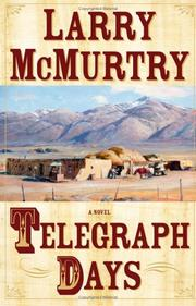 Book Cover for TELEGRAPH DAYS
