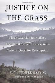 Book Cover for JUSTICE ON THE GRASS