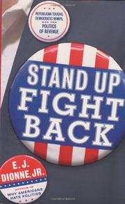 Book Cover for STAND UP FIGHT BACK