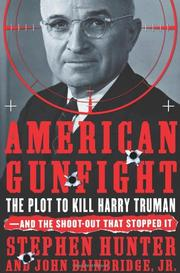 AMERICAN GUNFIGHT by Stephen Hunter