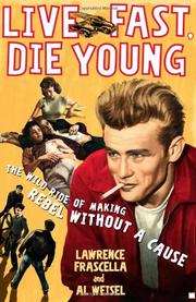 Book Cover for LIVE FAST, DIE YOUNG