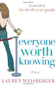 Cover art for EVERYONE WORTH KNOWING