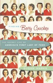Book Cover for FINDING BETTY CROCKER