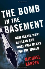 Book Cover for THE BOMB IN THE BASEMENT
