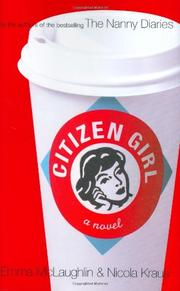 Cover art for CITIZEN GIRL