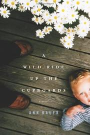 Book Cover for A WILD RIDE UP THE CUPBOARDS