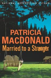 Cover art for MARRIED TO A STRANGER