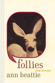 FOLLIES by Ann Beattie