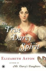 Cover art for THE TRUE DARCY SPIRIT
