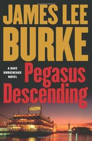 Cover art for PEGASUS DESCENDING