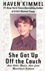Cover art for SHE GOT UP OFF THE COUCH