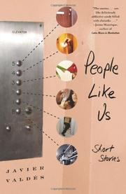 PEOPLE LIKE US by Javier Valdez