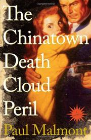 Cover art for THE CHINATOWN DEATH CLOUD PERIL