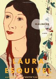 Cover art for MALINCHE