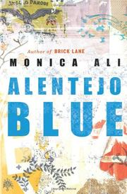 Book Cover for ALENTEJO BLUE