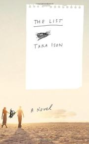 THE LIST by Tara Ison