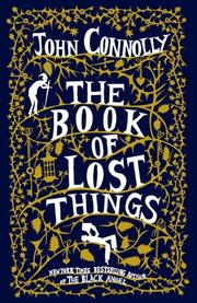 Cover art for THE BOOK OF LOST THINGS