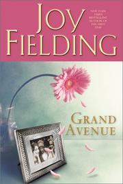 GRAND AVENUE by Joy Fielding