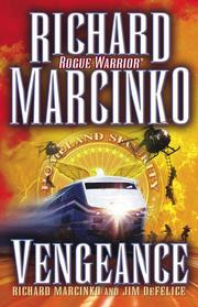 Book Cover for VENGEANCE