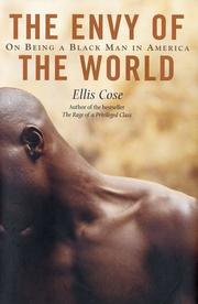 Cover art for THE ENVY OF THE WORLD