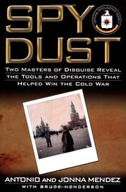 Cover art for SPY DUST