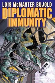 Cover art for DIPLOMATIC IMMUNITY