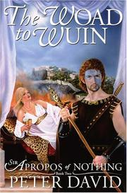 THE WOAD TO WUIN by Peter David