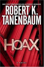 Cover art for HOAX