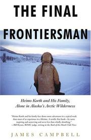 Book Cover for THE FINAL FRONTIERSMAN