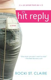 Book Cover for HIT REPLY