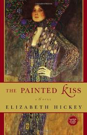 Cover art for THE PAINTED KISS