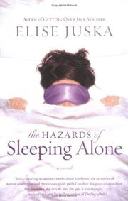 Cover art for THE HAZARDS OF SLEEPING ALONE