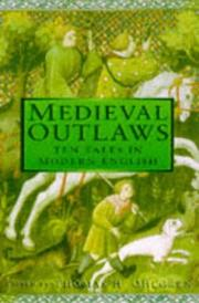 Cover art for MEDIEVAL OUTLAWS