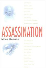 ASSASSINATION by Miles Hudson