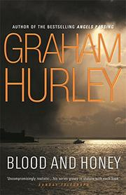 Cover art for BLOOD AND HONEY