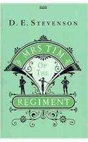 MRS. TIM OF THE REGIMENT by D. E. Stevenson