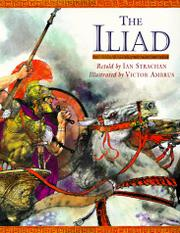 Cover art for THE ILIAD