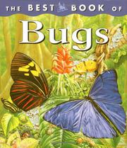 THE BEST BOOK OF BUGS by Claire Llewellyn