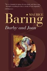DARBY AND JOAN by Maurice Baring
