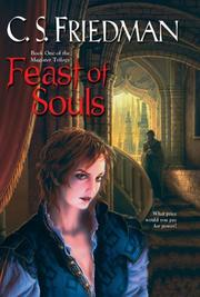 Cover art for FEAST OF SOULS
