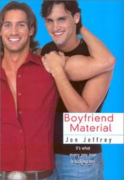 BOYFRIEND MATERIAL by Jon Jeffrey