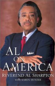 AL ON AMERICA by Al Sharpton