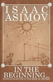 IN THE BEGINNING by Isaac Asimov