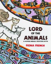 Book Cover for LORD OF THE ANIMALS