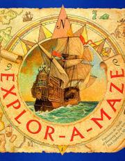 EXPLOR-A-MAZE by Robert Snedden