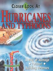 HURRICANES AND TYPHOONS by Jen Green