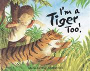 Book Cover for I'M A TIGER TOO!