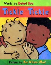 Book Cover for TICKLE TICKLE